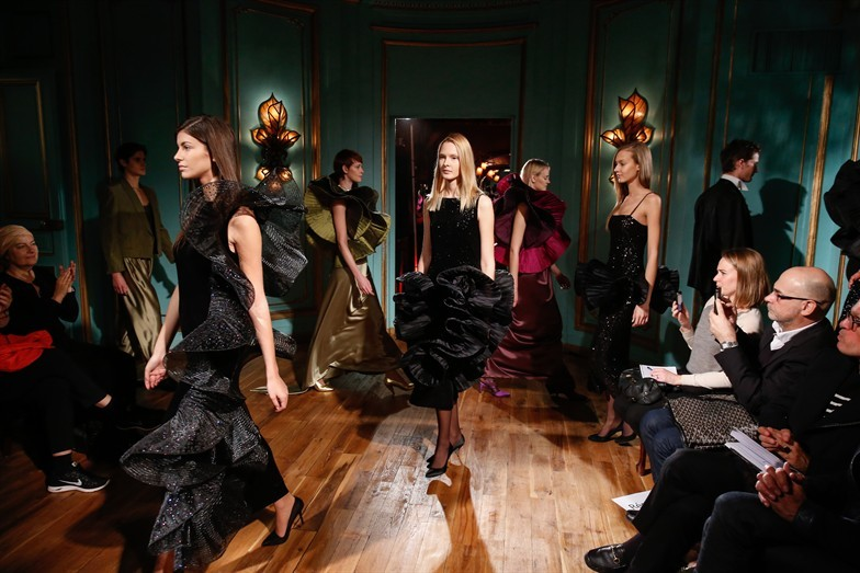 Pierre Cardin Fashion Show November 26th 2013