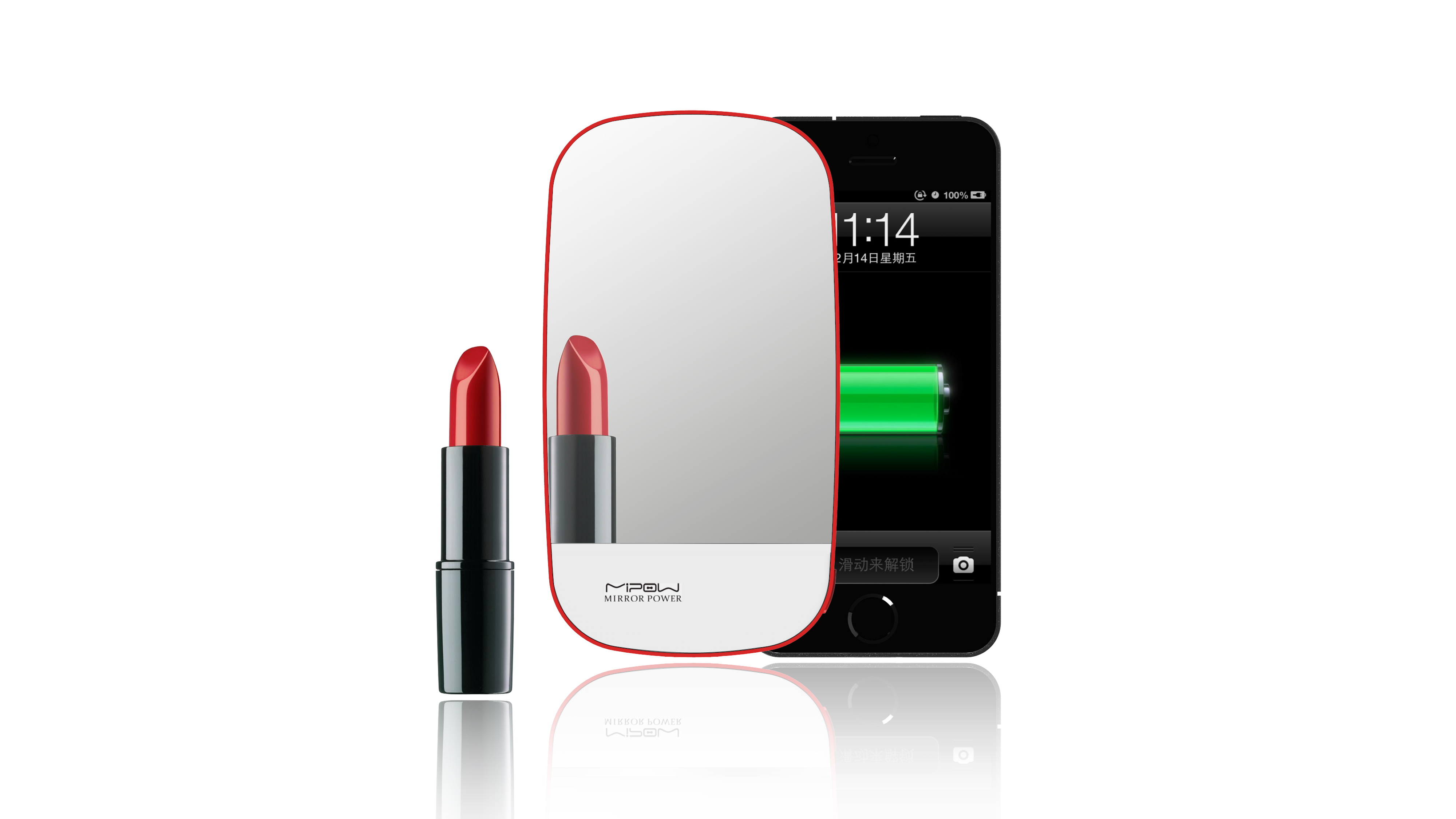 Power Mirror for Smartphone and Tablets