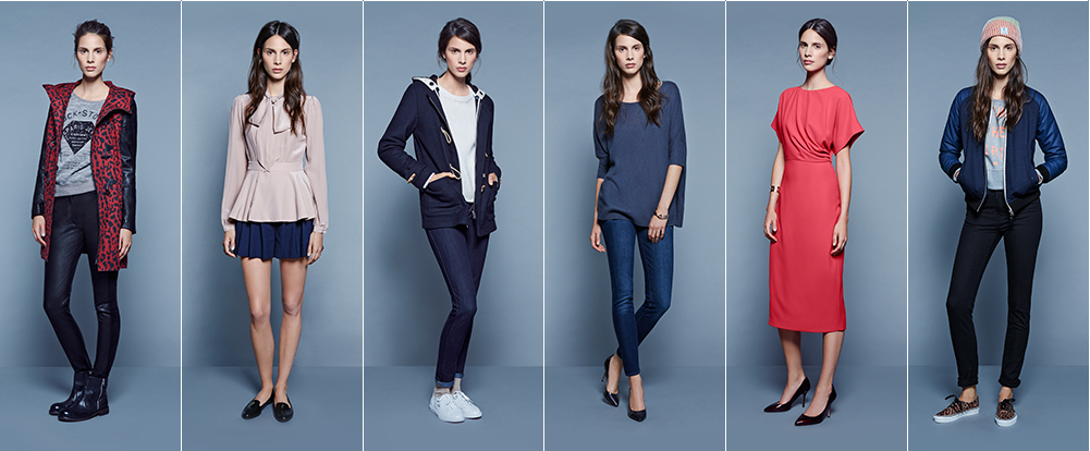 Choose your style with Zalando