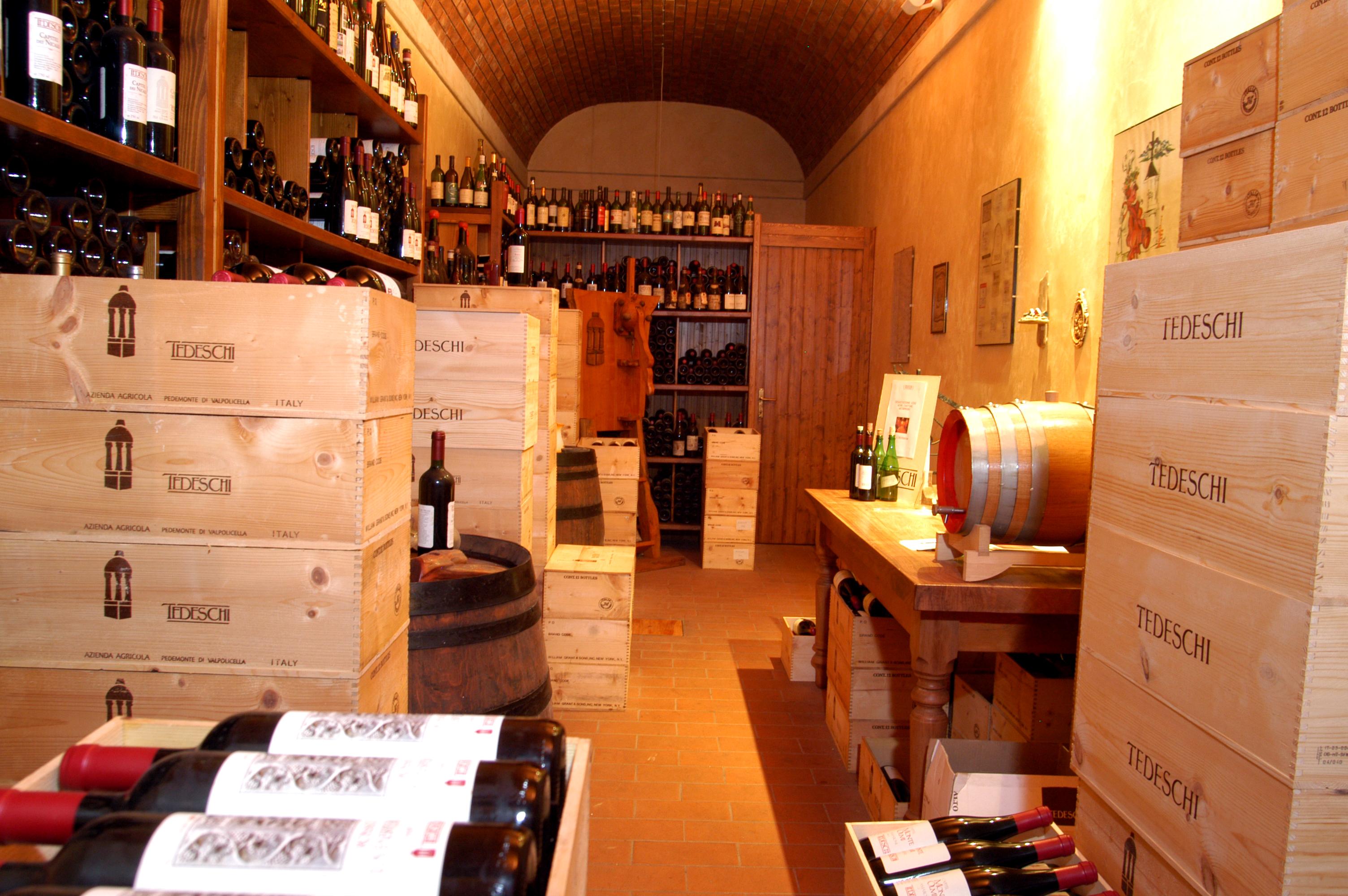 old vintages cellar