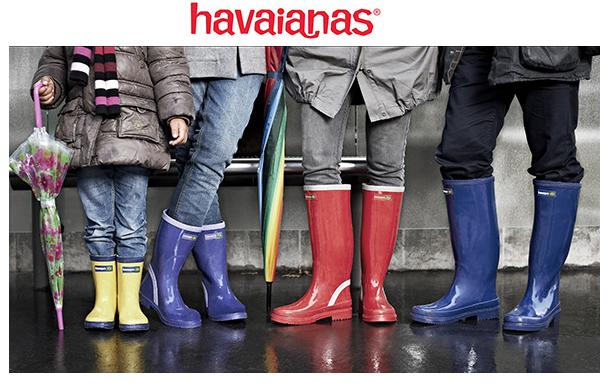 Havaianas Rain Boots Family