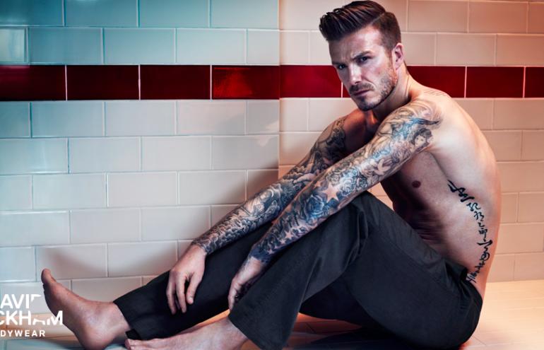 David Beckham Bodywear by H&M