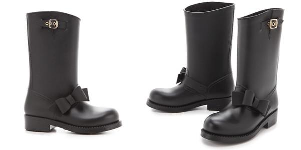 Valentino Rain Boots